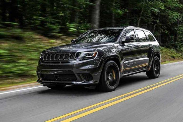 Новому Jeep Grand Cherokee могут предоставить платформу Alfa Romeo и дизельный мотор.