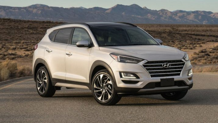 Стартовала продажа модернизированного Hyundai Tucson