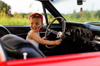 В Америке стали называть детей в честь автомобильных брендов.