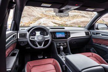Крупнейший кроссовер Volkswagen теперь имеет спорт-версию.