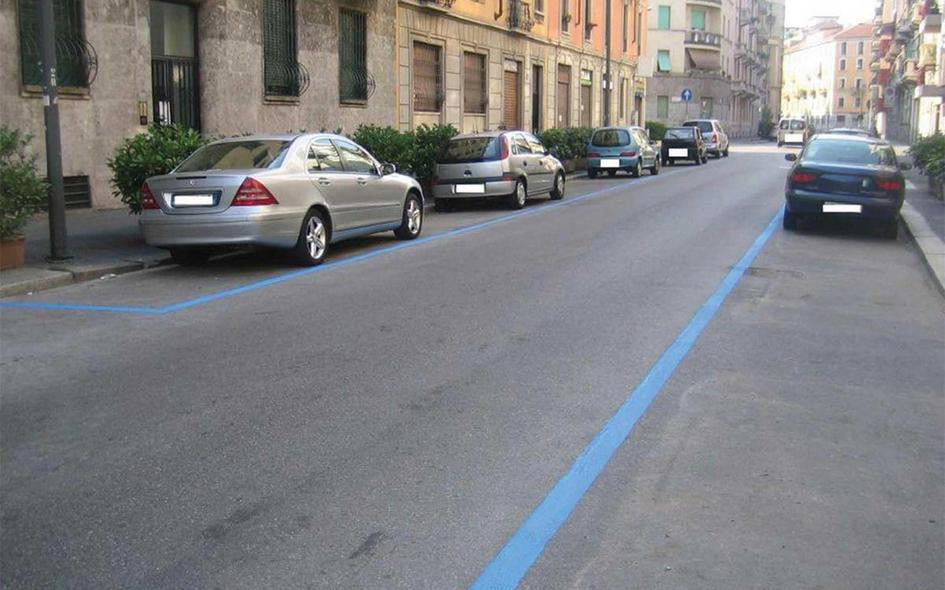 На улицах России вскоре появятся новые дорожные знаки и синяя разметка.