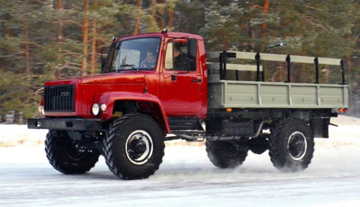 ГАЗ снял с выпуска устаревшую линейку грузовиков