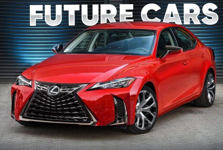 Lexus обновит поколение седана IS через три месяца