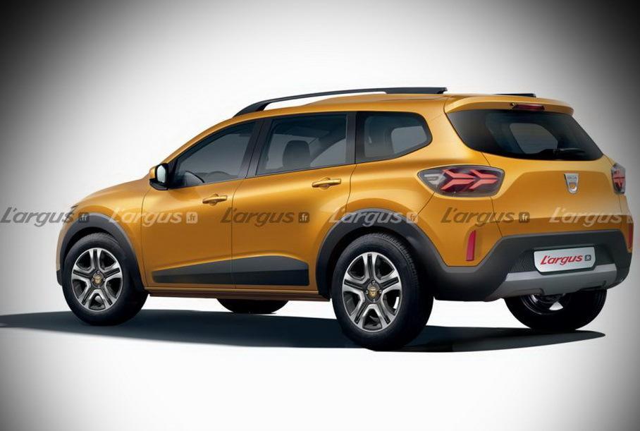 Появился неофициальный рендер нового кросс-универсала Dacia