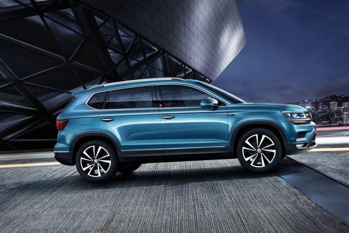 Volkswagen готовит три новинки российской сборки
