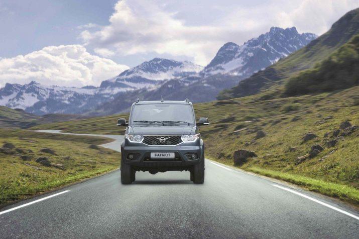 УАЗ открыл онлайн-продажи с доставкой на дом