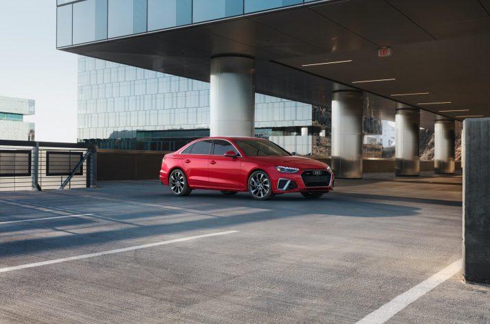 Audi обновляет свои автомобили, пока не для нас