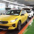 Kia XCeed начали собирать в России