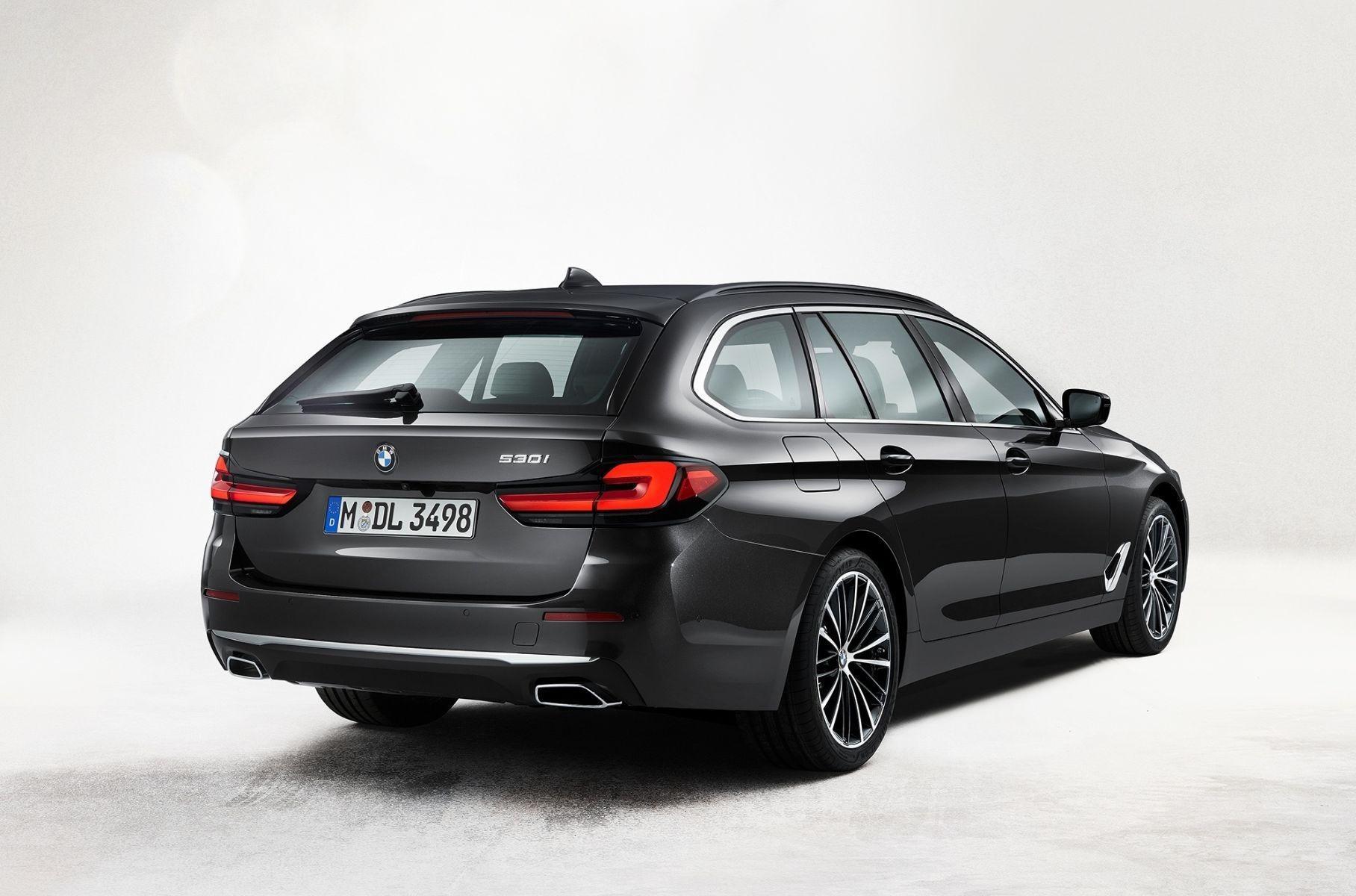 BMW 5-Series после обновления подорожал в России