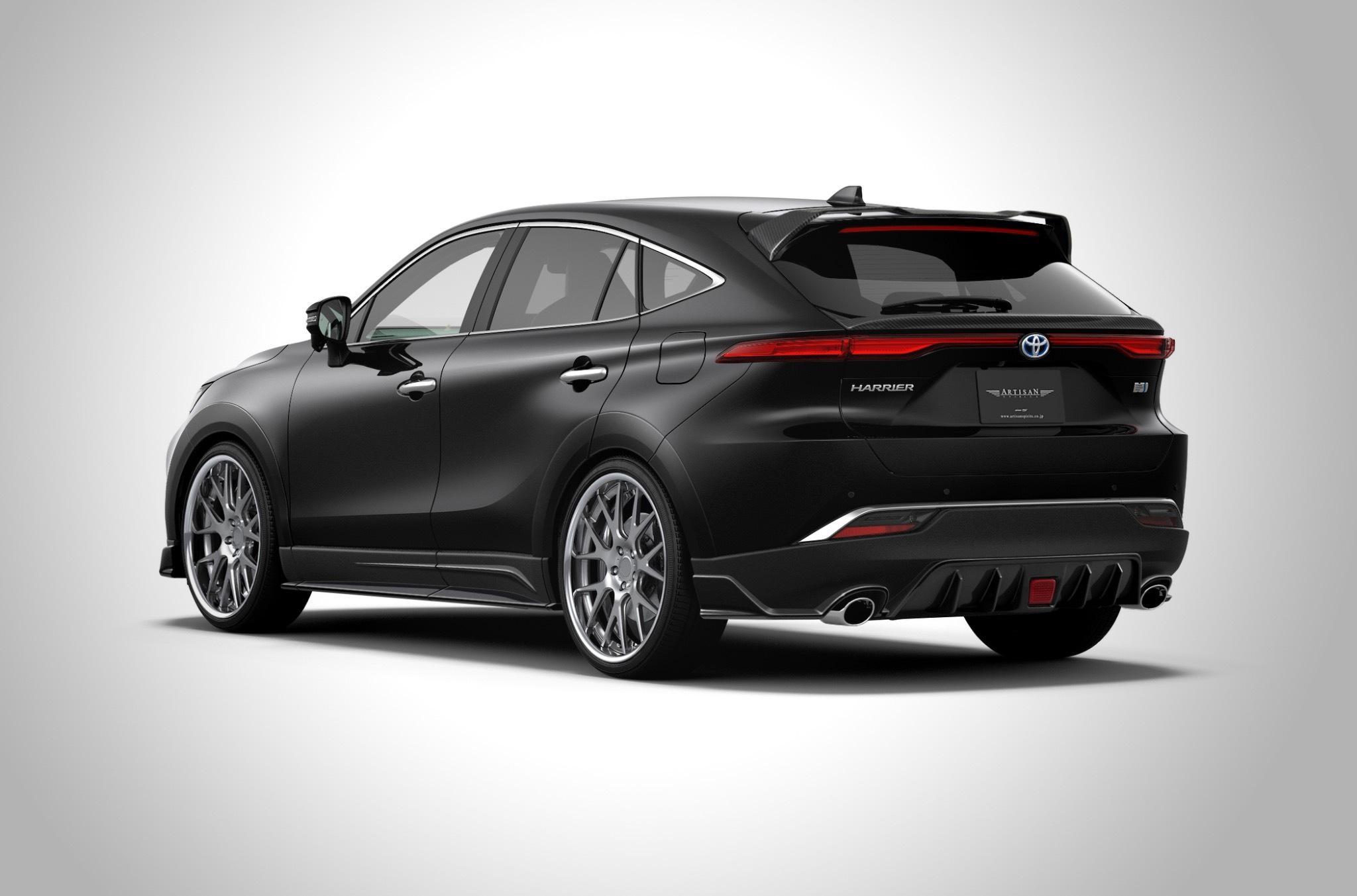 Новая Toyota Venza станет спортивнее