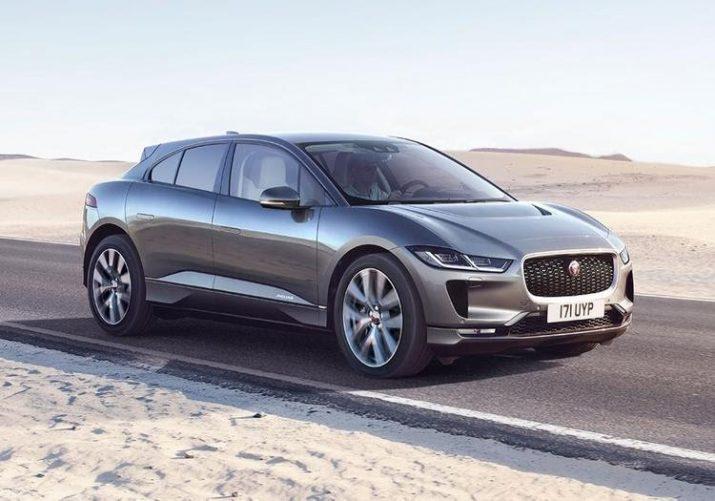 Jaguar снизит цены на кроссовер I-Pace для России