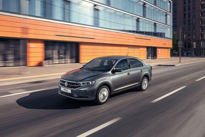 В России появился новый Volkswagen Polo