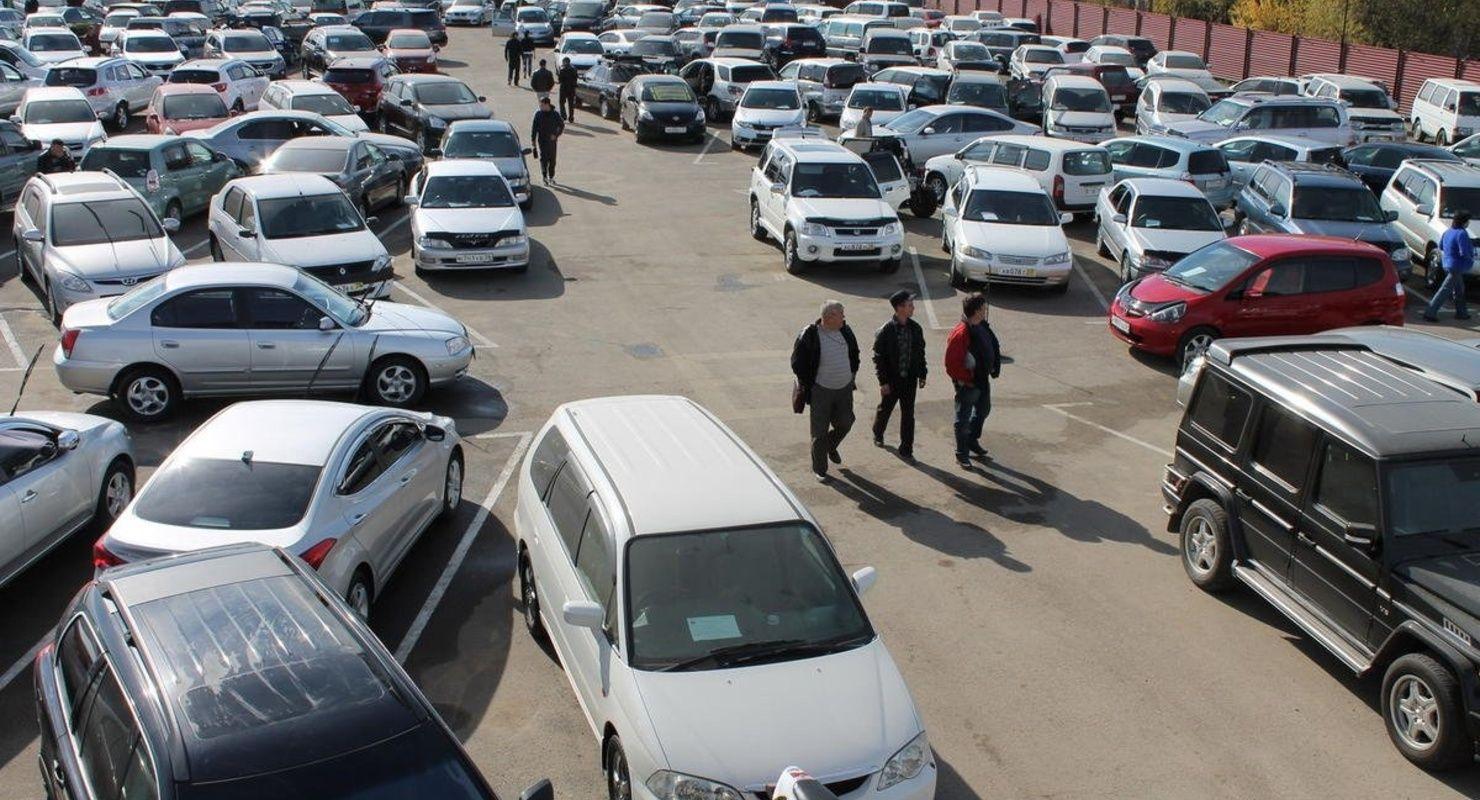 В России подскочили цены на автомобили с пробегом