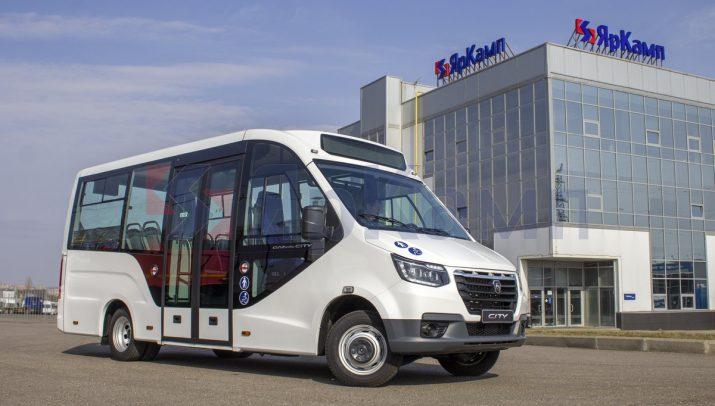 ГАЗ выпустил на рынок новую «Газель»