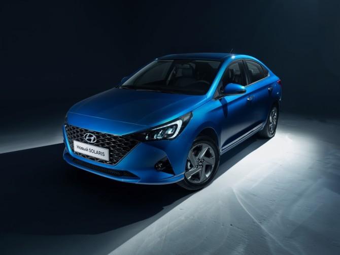 Российские продажи Hyundai в мае упали на 57%