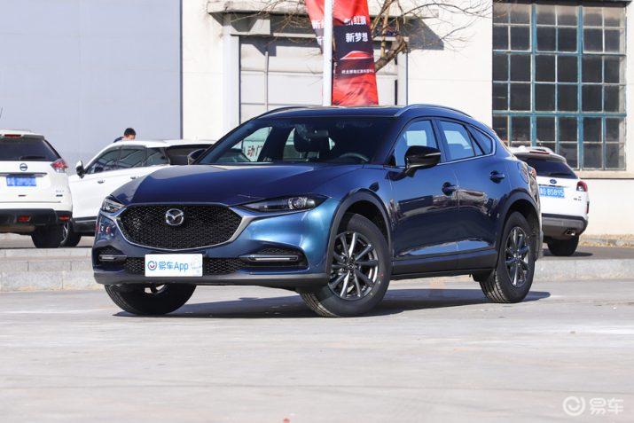 Купе-кроссовер Mazda CX-4 превзошел в популярности Mazda CX-5