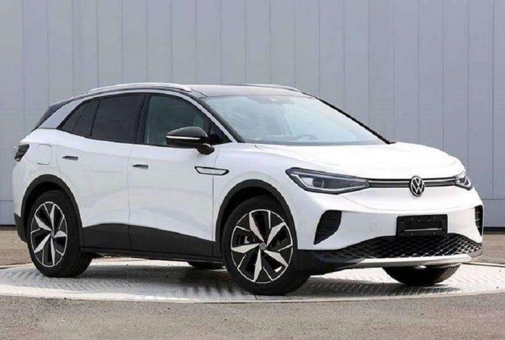 Новый электрический кроссовер Volkswagen заметили без камуфляжа