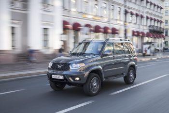 В апреле УАЗ вошел в десятку самых популярных брендов в России