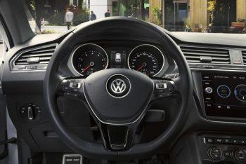 Российский VW Tiguan получил спецверсию GO