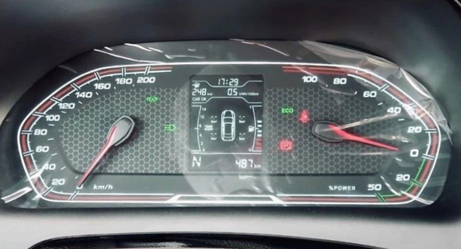 Электромобиль Chery Tiggo 2 вышел в Украине