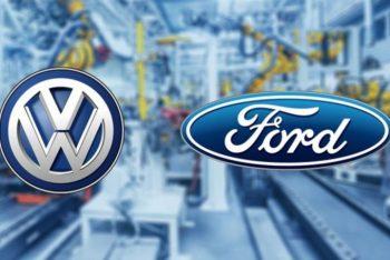 Ford и Volkswagen вместе выпустят 8 000 000 автомобилей