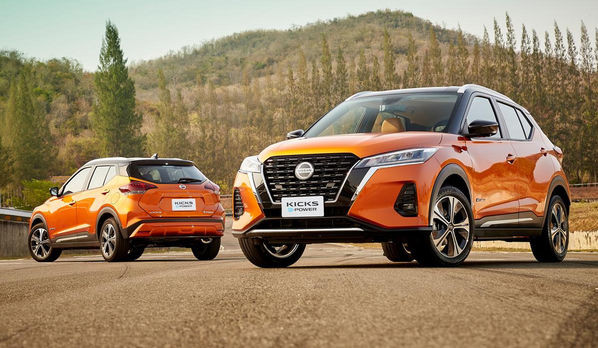 Nissan объявил о старте продаж кроссовера Nissan Kicks