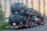 Европейцы не хотят прощаться с Lada 4x4