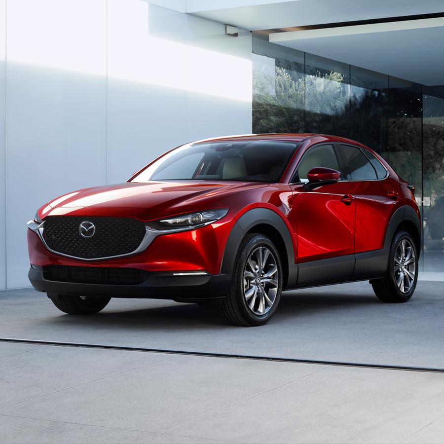 Новый кроссовер сертифицировала для российского авторынка Mazda