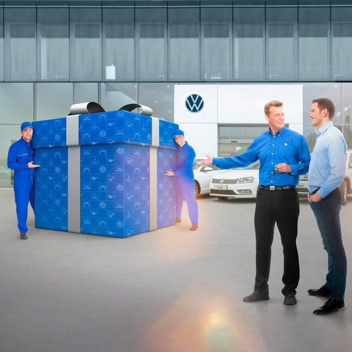 Горячее предложение от официального сервисного центра Volkswagen Арконт