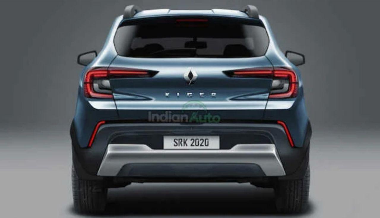 Кроссовер от Renault - изображение нового авто представили на рендере