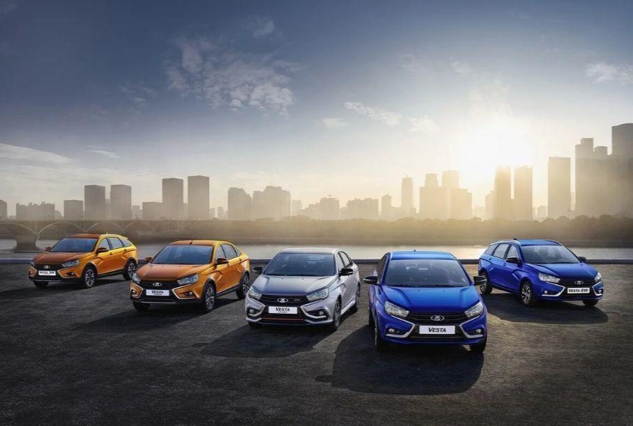 Lada вновь подорожает. Ценник «АвтоВАЗ» может увеличить с 1 октября