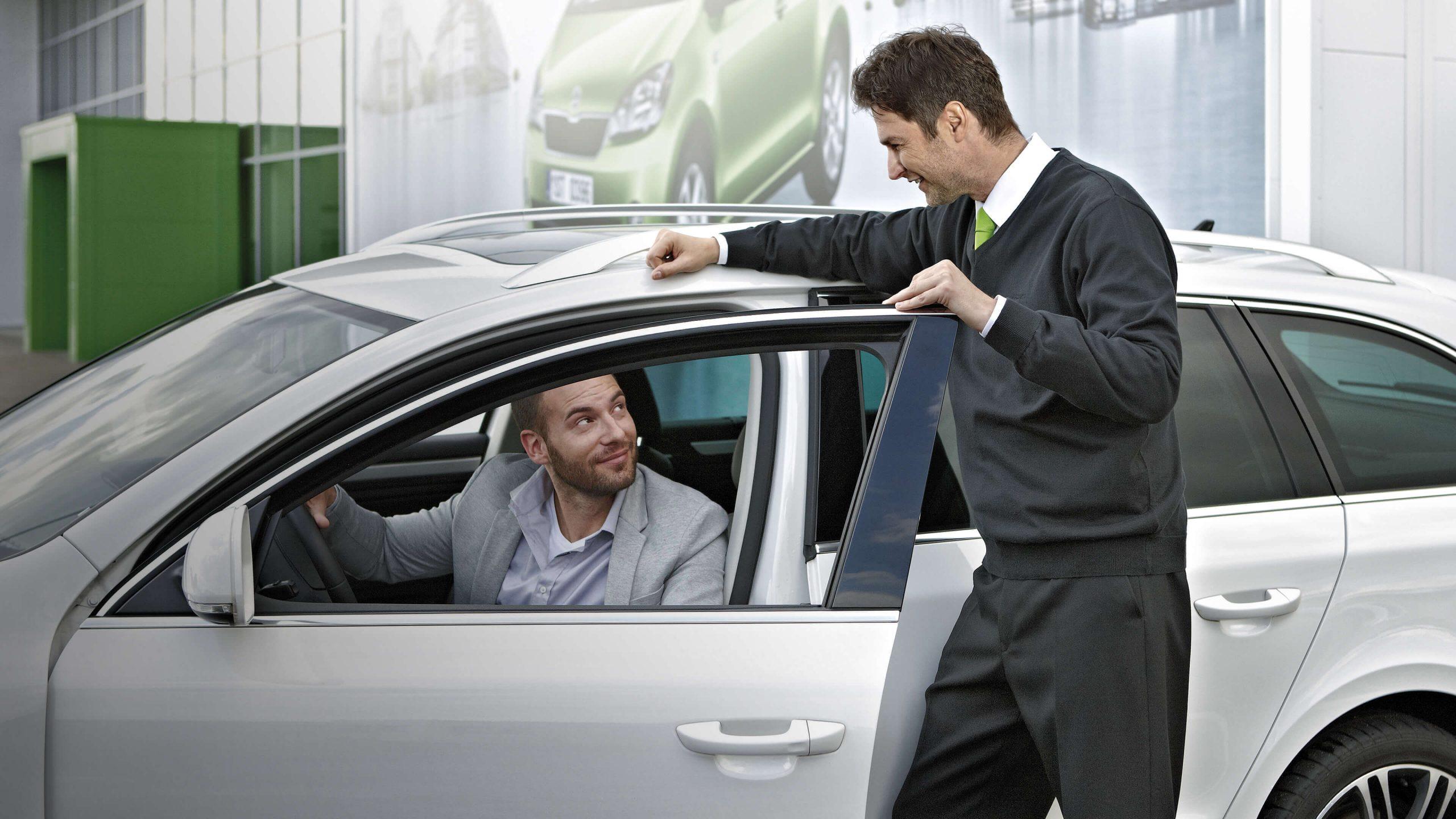 Новая ŠKODA взамен Вашего старого автомобиля в Волга-Раст-Октава!