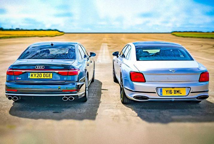 Bentley войдет в состав Audi