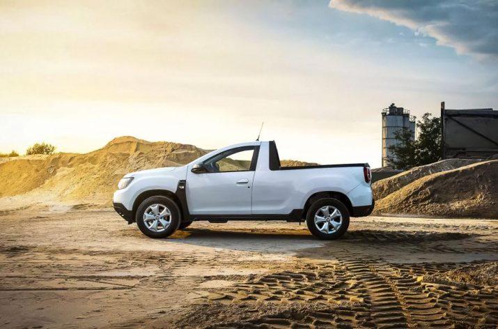 Dacia Duster – продажи пикапа стартовали на европейском рынке