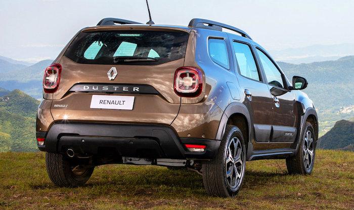 Обновленный Renault Duster опять заметили на магистрали РФ