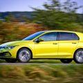 Volkswagen Golf теперь на газовом топливе