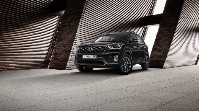 Ограниченная модификация: Новые Hyundai Creta и Tucson появились в России