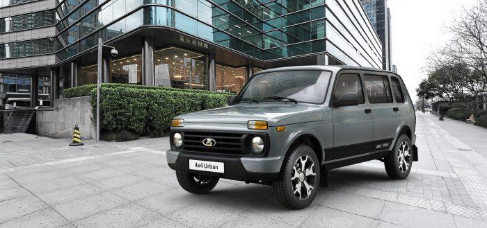 Компания АвтоВАЗ вновь выпустит Lada 4×4 с пятью дверьми