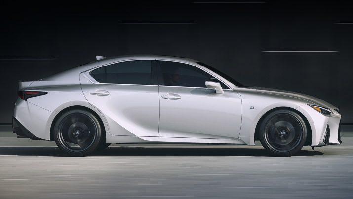 Гамма моделей Lexus в Европе сократится