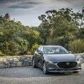 Mazda3 – модель пока прекратили поставлять в РФ