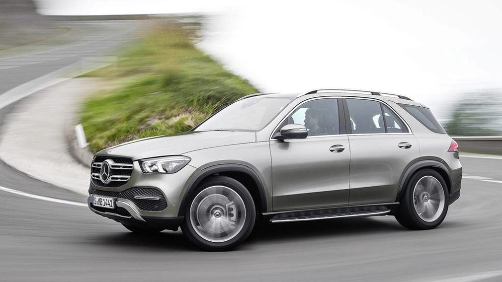 10 машин Mercedes-Benz будет отозвано из РФ