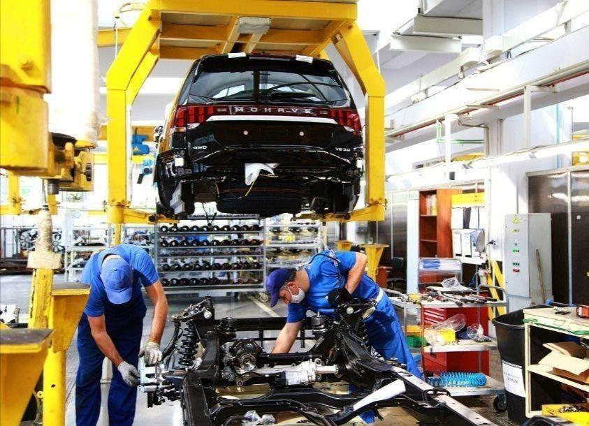 Kia Mohave. На российском заводе наладили производство нового внедорожника