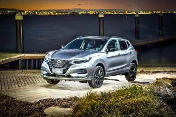 «Ночная» вариация Qashqai представлена Nissan