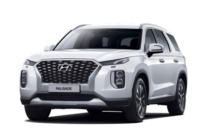 Hyundai Palisade – новые данные о двигателях для российской версии