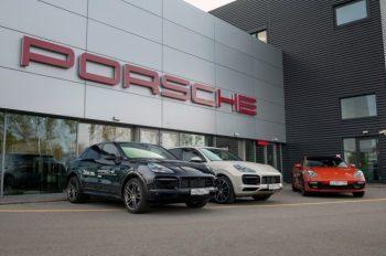 Porsche в аренду - в РФ будет запущен новый сервис