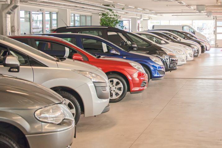 Вот уже 3 месяца на рынке подержанных авто в России подъем