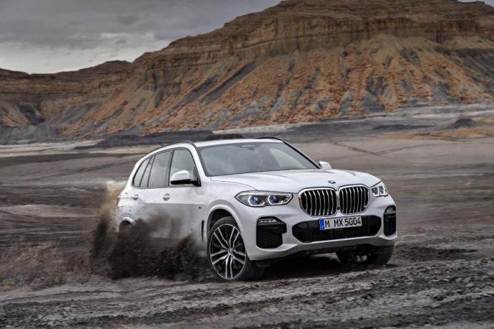 Отечественные BMW X5, X6 и X7 попали под отзыв из-за производственного брака
