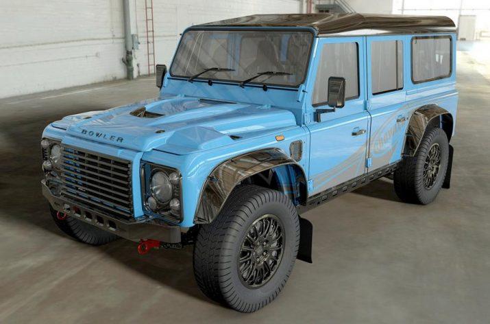 Defender - Land Rover планирует возрождение модели под новым брендом