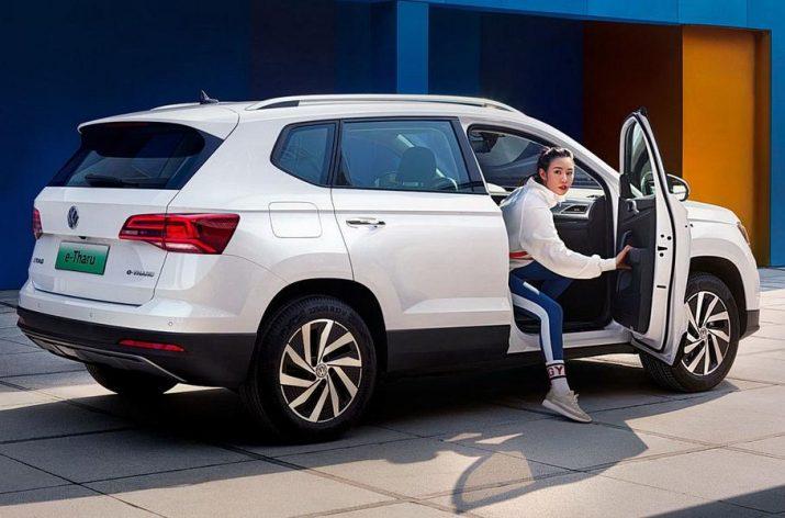 Доступный электрокар – Volkswagen продает новый кроссовер