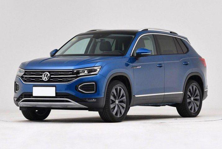 Tiguan на 7 мест возможно заменят на другую модель Volkswagen